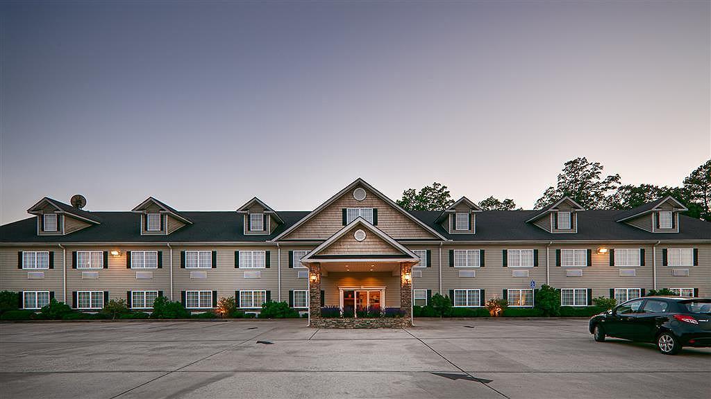Best Western Mountain View Inn - Vue extérieure
