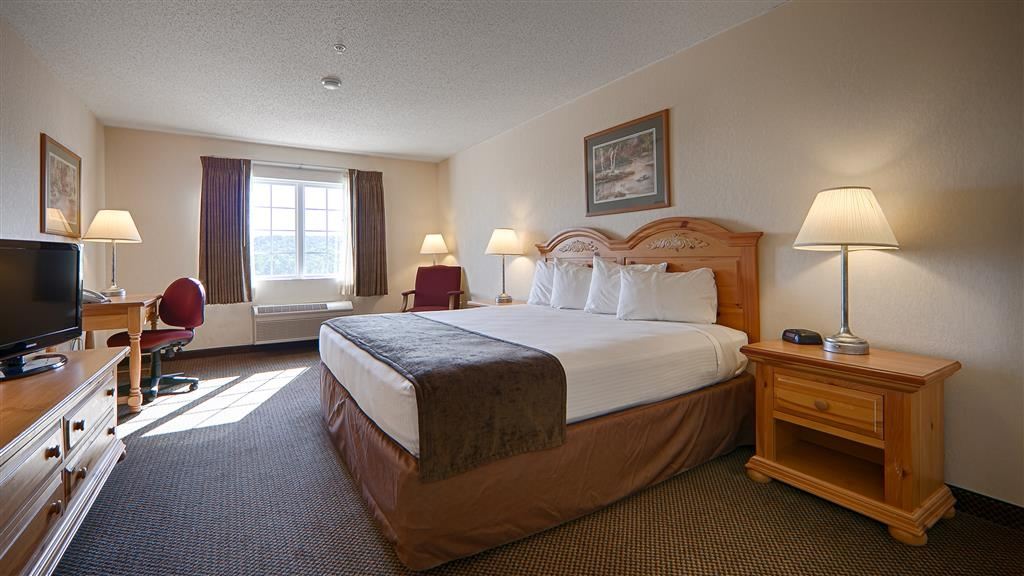 Best Western Mountain View Inn - King Guest Room