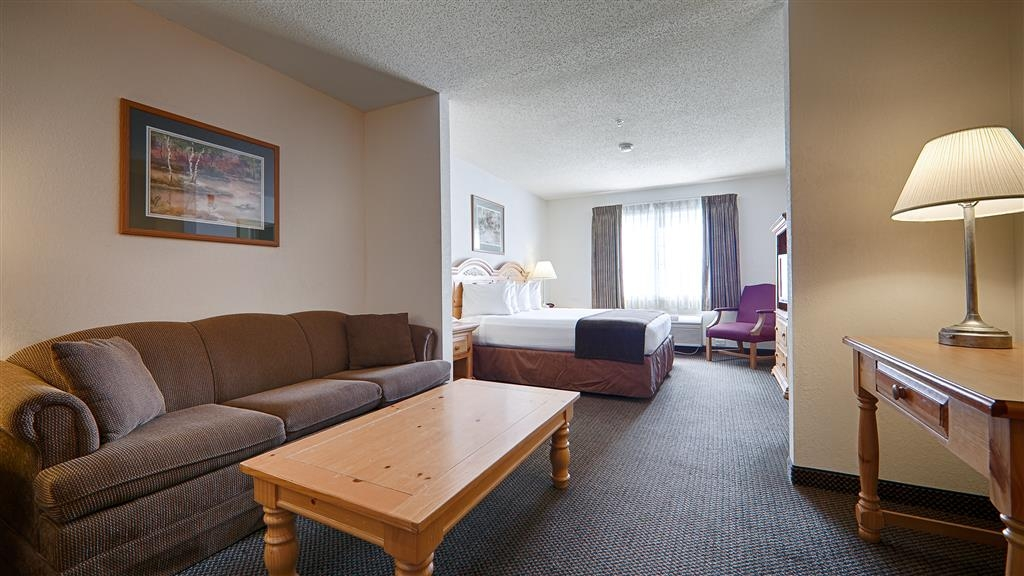 Best Western Mountain View Inn - King Suite