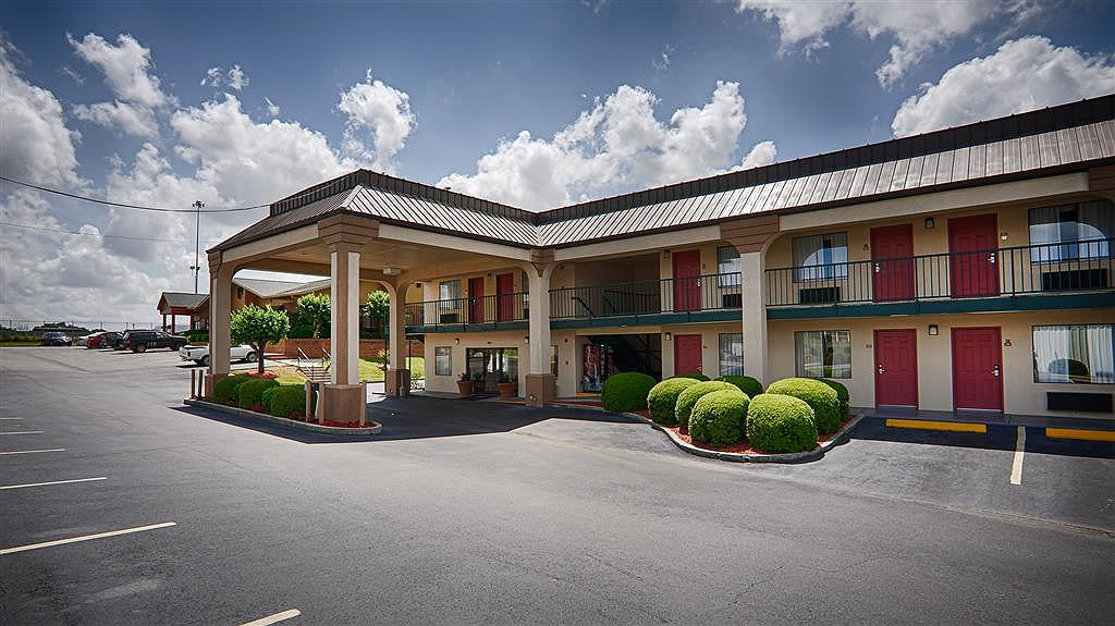 Best Western Ashburn Inn - Vista exterior