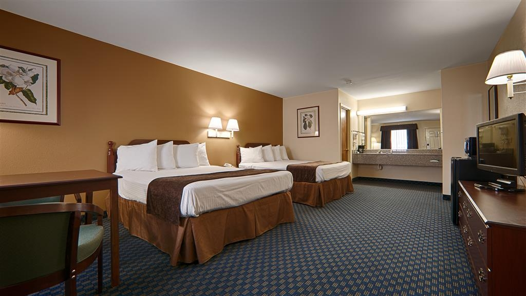 Best Western Ashburn Inn - Chambres / Logements