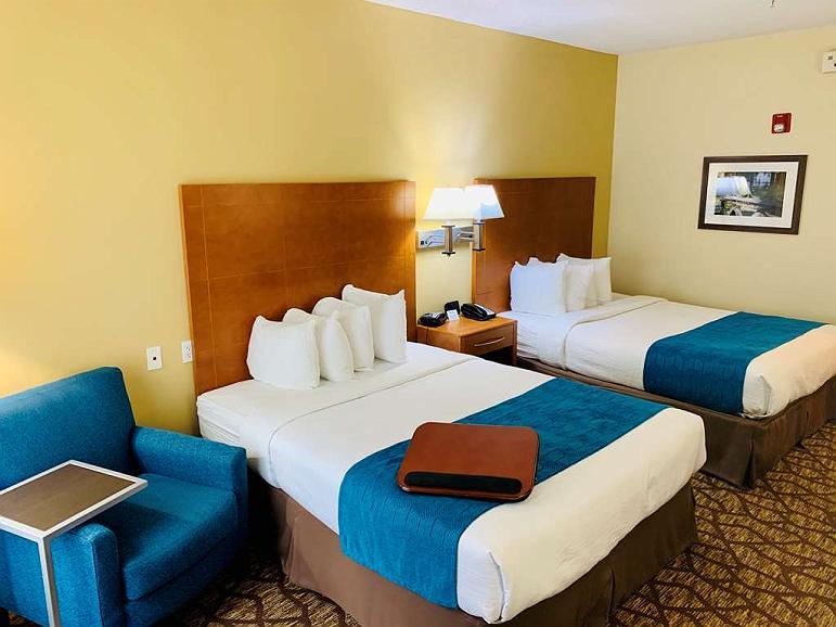 Hotel in Richmond Hill | Best Western Plus Richmond Hill Inn