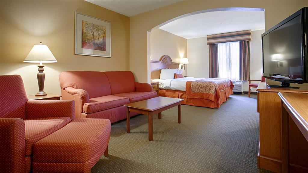 Best Western Plus Richmond Hill Inn - Habitaciones/Alojamientos