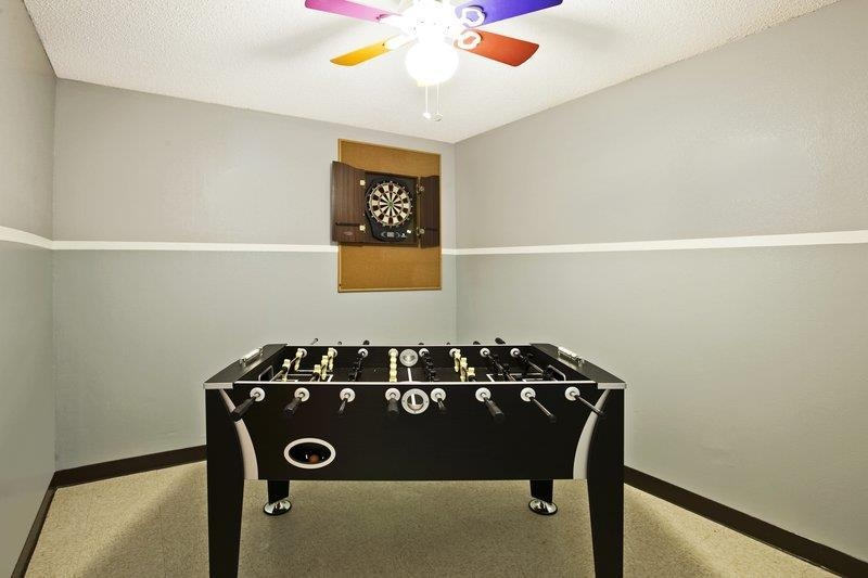 Best Western Plus Richmond Hill Inn - Sala de juegos