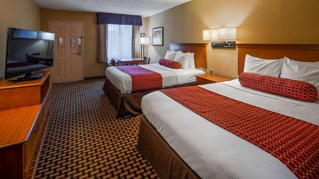 Best Western Bradford Inn - Gästezimmer/ Unterkünfte