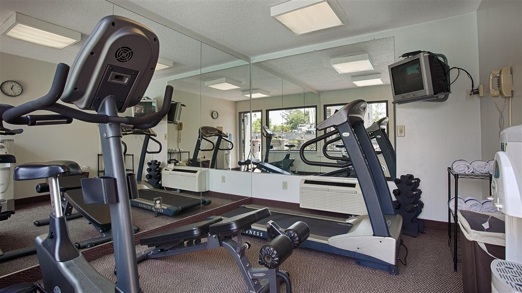 Best Western Augusta West - Sala fitness