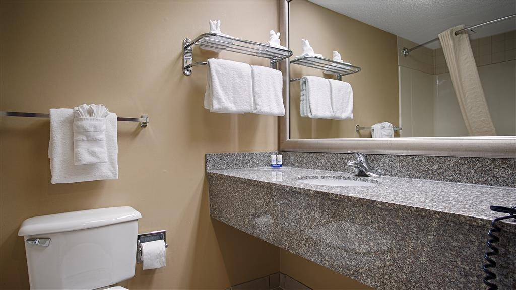 Best Western Augusta West - Bagno