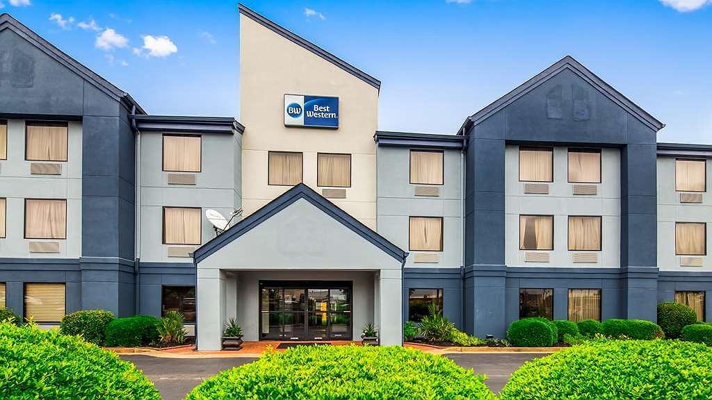 Best Western Commerce Inn - Facciata dell'albergo