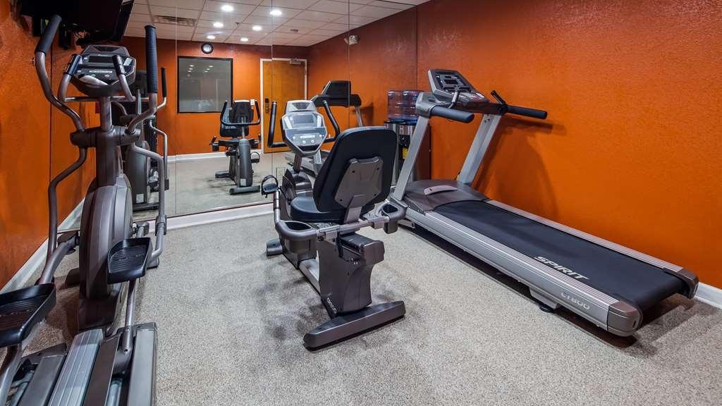 Best Western Commerce Inn - Fitness Center