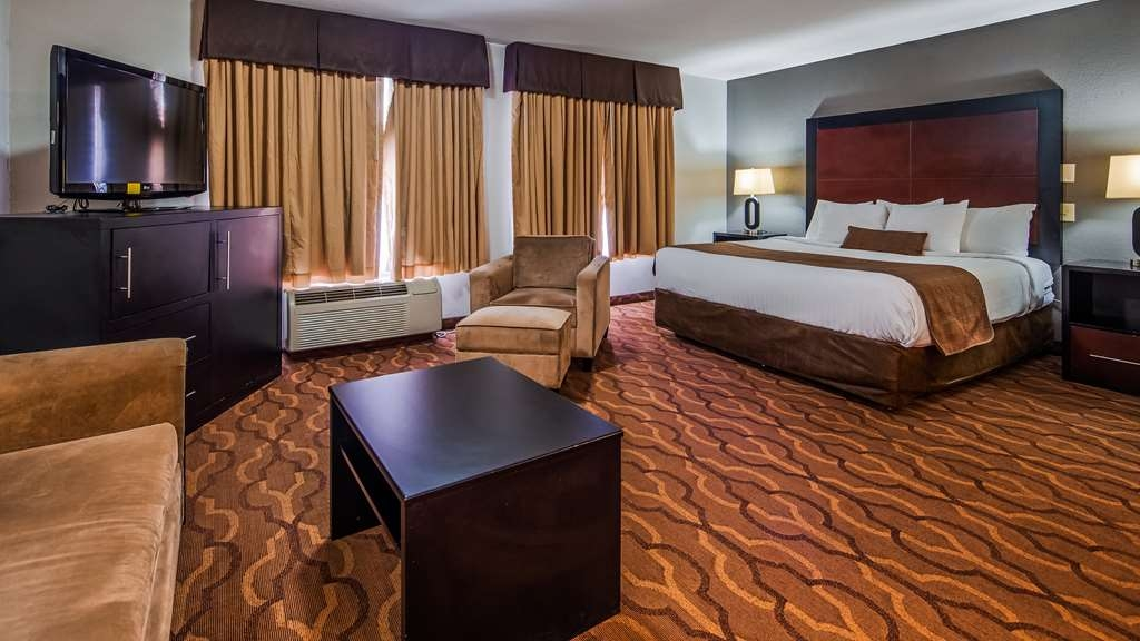 Best Western Commerce Inn - Chambres / Logements