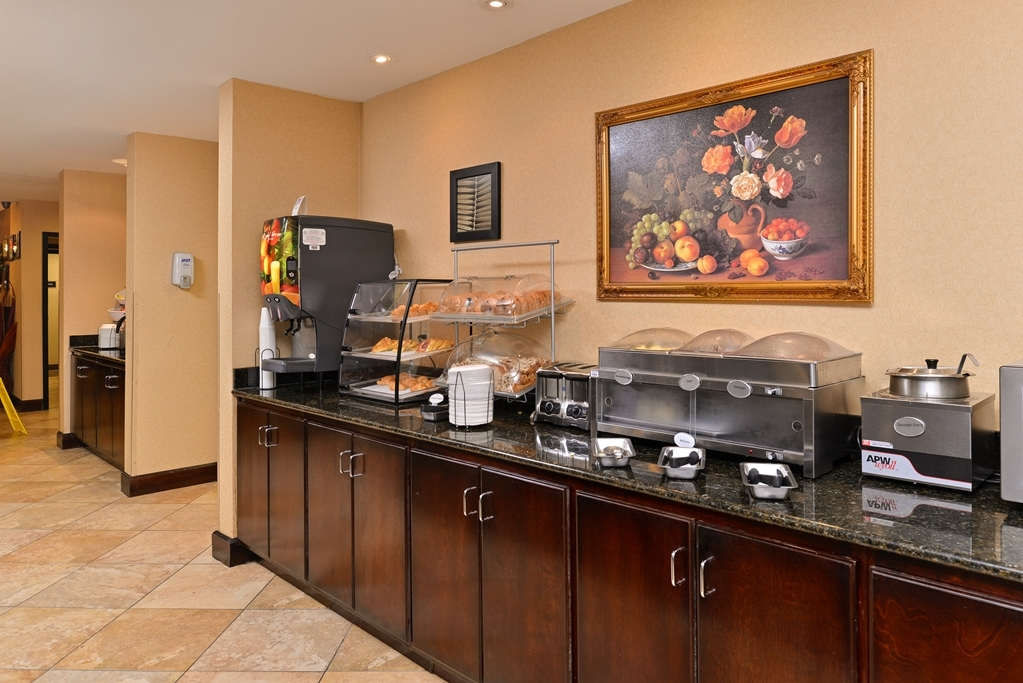 Best Western Plus Daphne Inn & Suites - Restaurant / Etablissement gastronomique