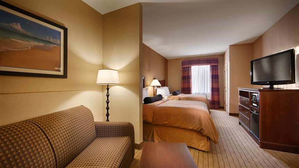 Best Western Plus Daphne Inn & Suites - Chambre