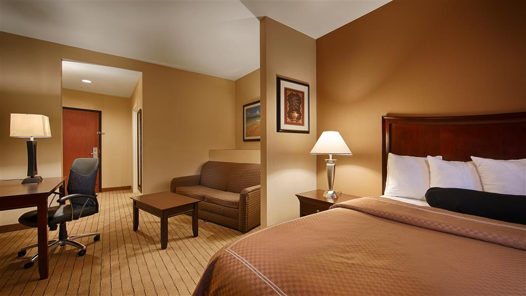 Best Western Plus Daphne Inn & Suites - Suite king size
