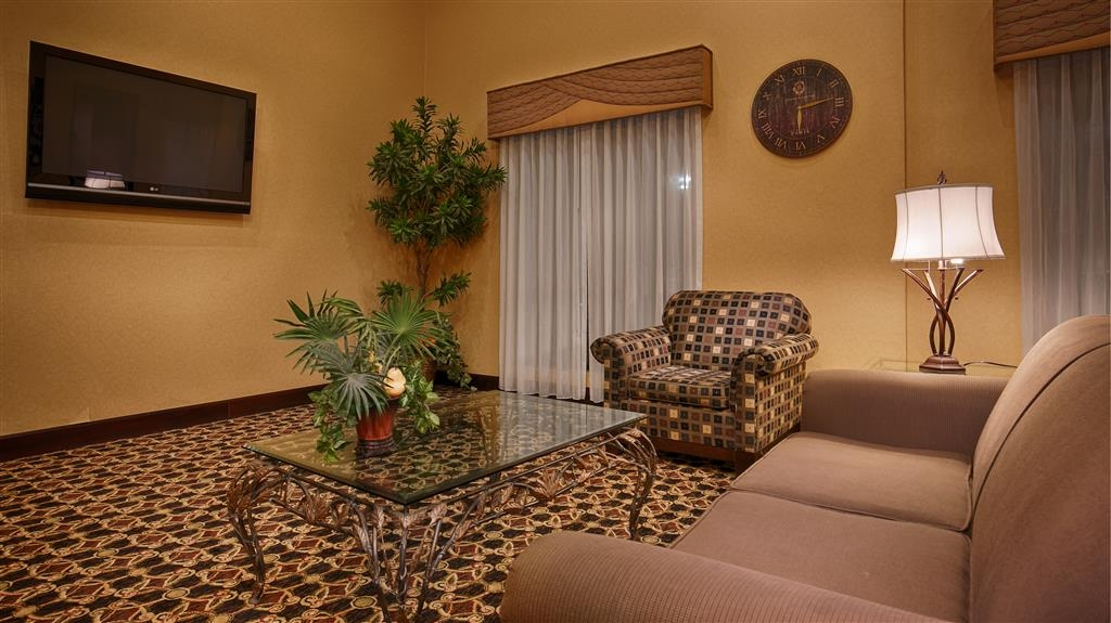 Best Western Plus Daphne Inn & Suites - Vue du lobby