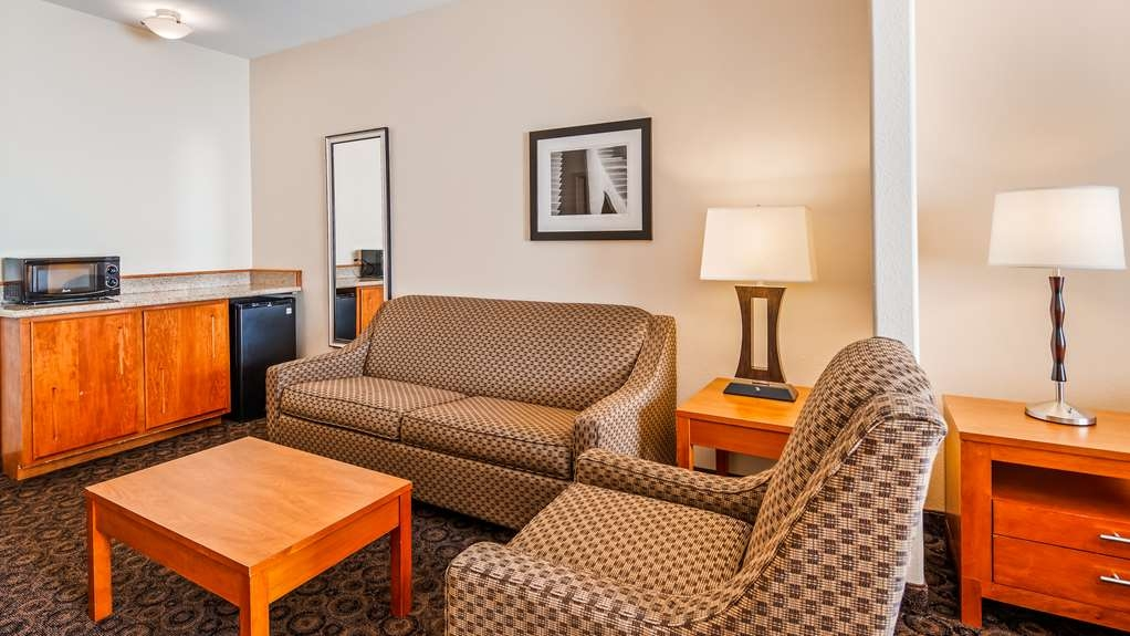 Best Western Plus Rose City Conference Center Inn - Hall