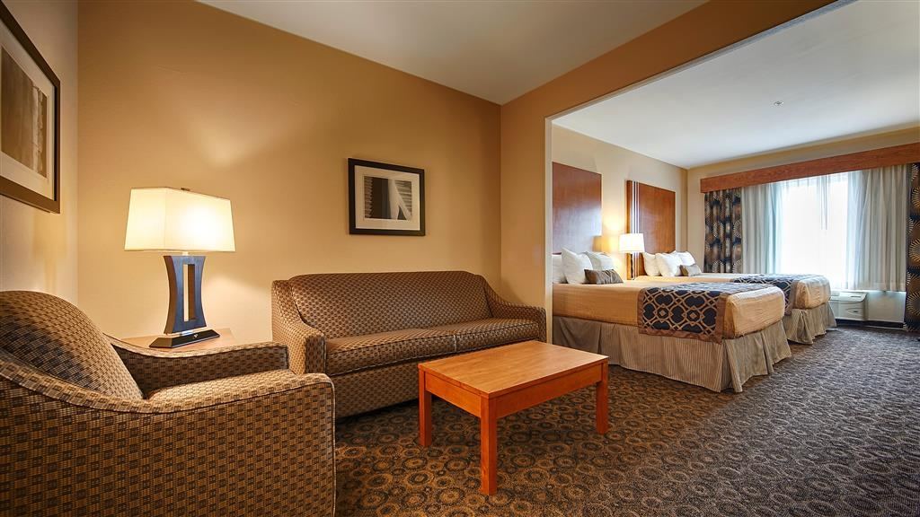Best Western Plus Rose City Conference Center Inn - Camere / sistemazione