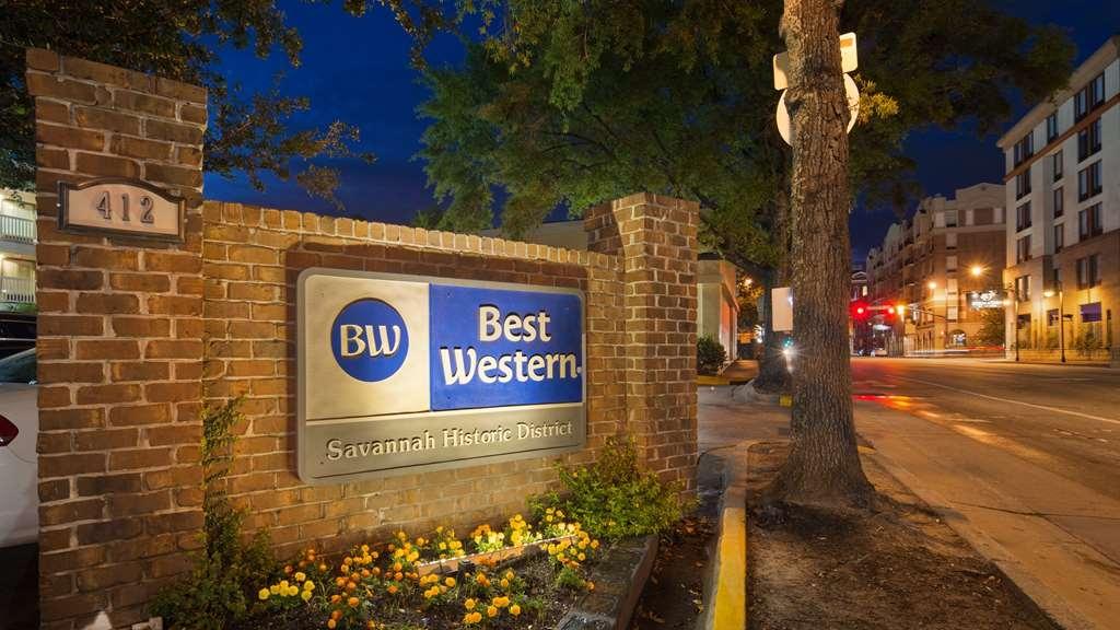 Best Western Savannah Historic District - Façade