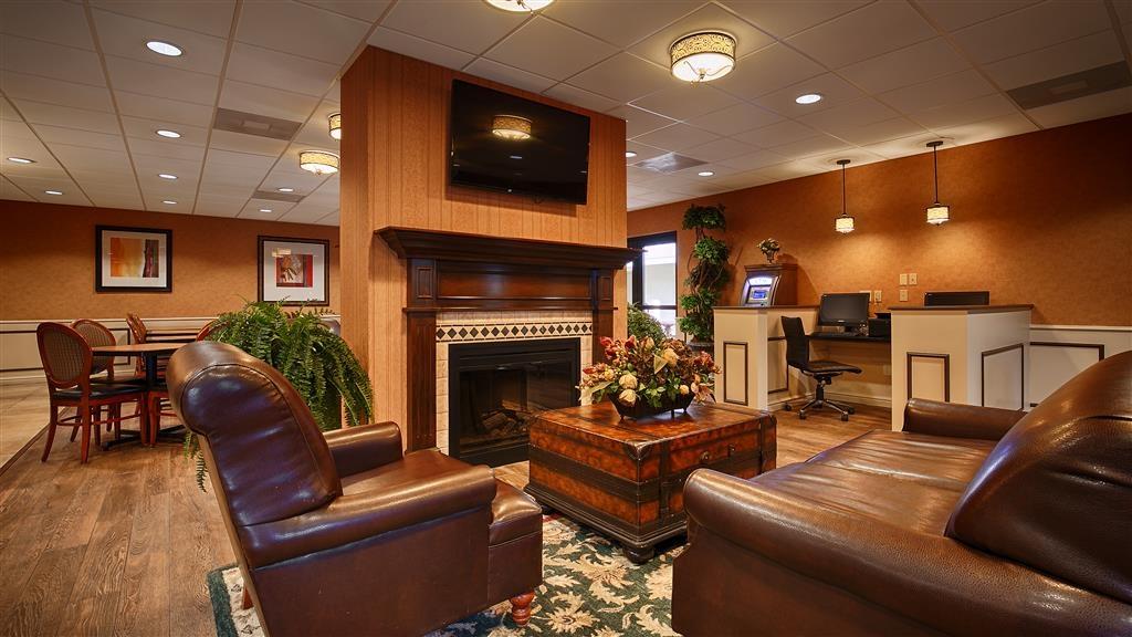Best Western Savannah Historic District - Vue du lobby