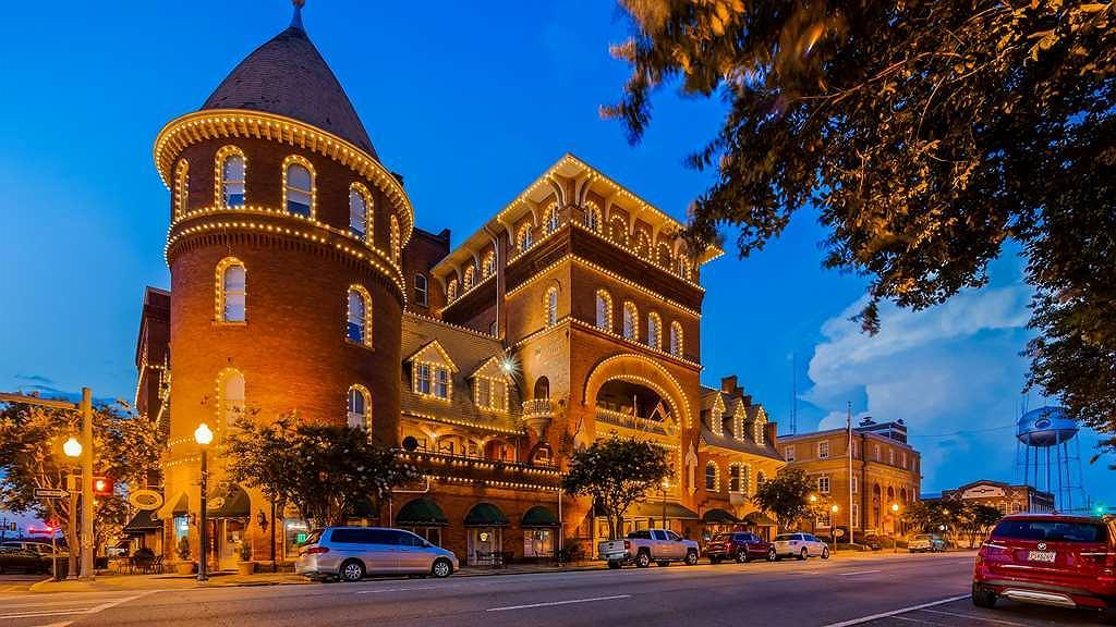 Best Western Plus Windsor Hotel - Area esterna