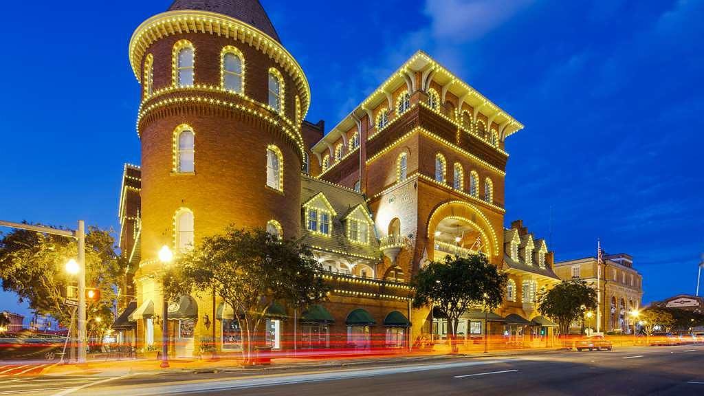 Best Western Plus Windsor Hotel - Vista exterior