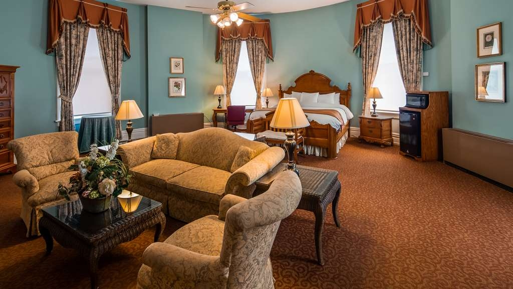 Best Western Plus Windsor Hotel - Suite