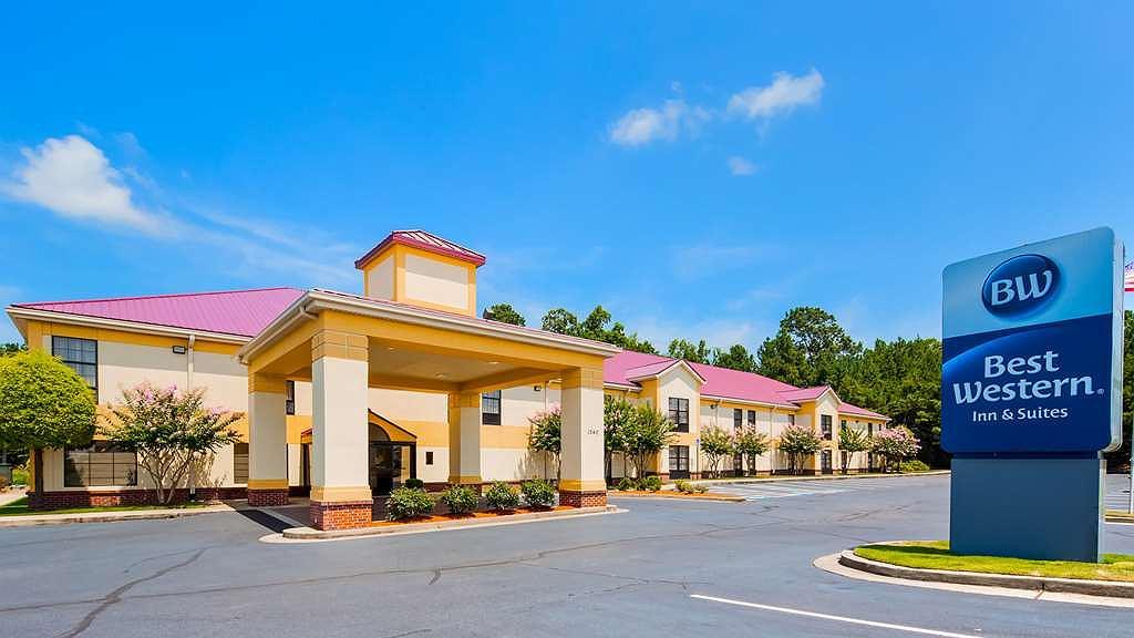 Best Western Hiram Inn & Suites - Façade