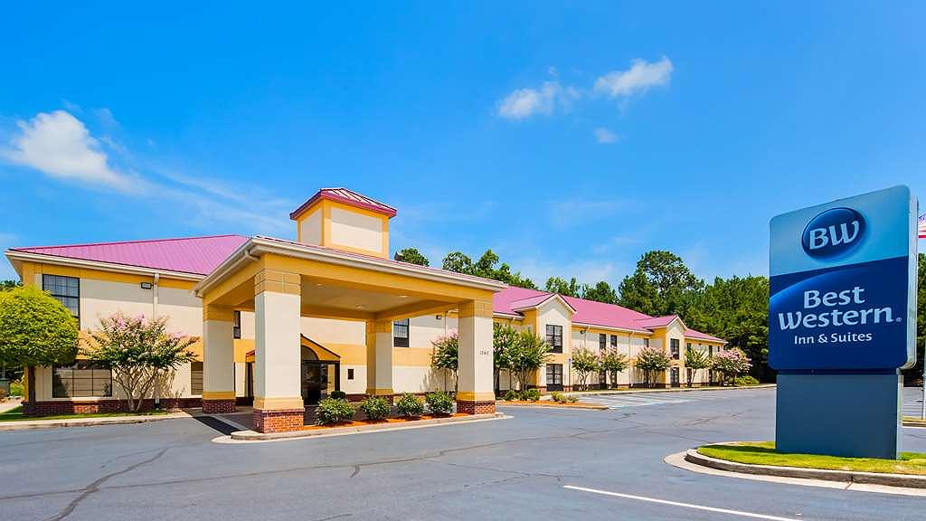Best Western Hiram Inn & Suites - Aussenansicht
