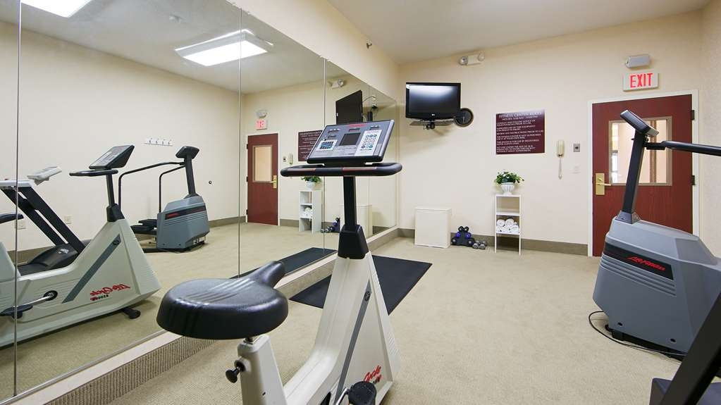 Best Western Hiram Inn & Suites - Club de remise en forme