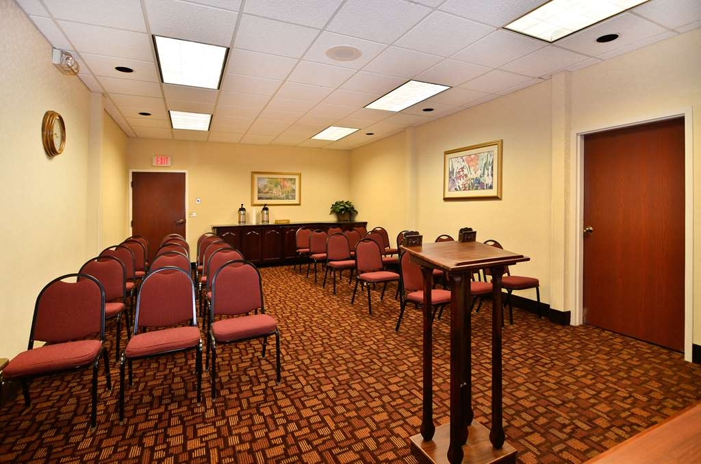 Best Western Hiram Inn & Suites - Give us a call to check rates and book one of our meeting rooms.