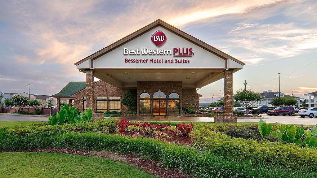 Best Western Plus Bessemer Hotel & Suites - Aussenansicht