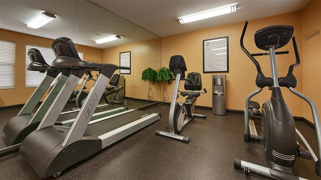 Best Western Plus Bessemer Hotel & Suites - Centre de fitness