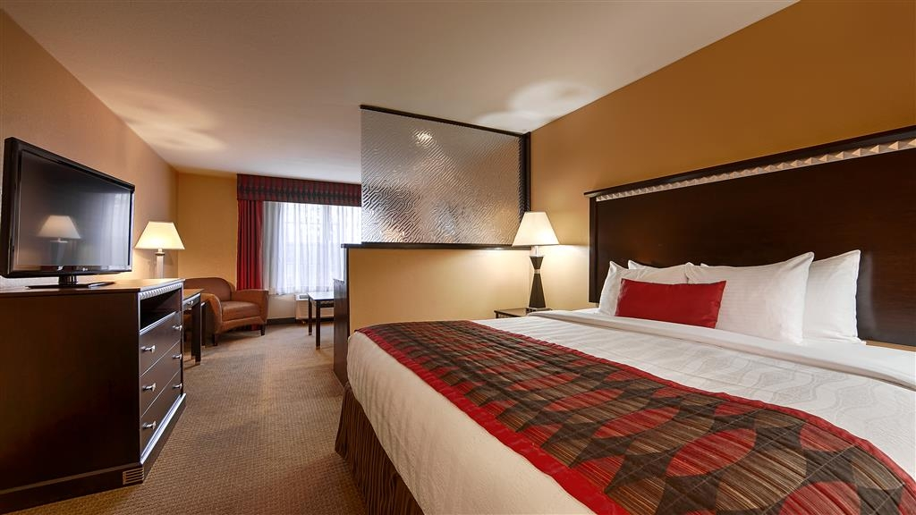 Best Western Plus Bessemer Hotel & Suites - Chambre