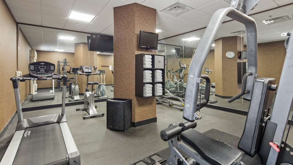 Best Western Plus Brunswick Inn & Suites - Club de remise en forme