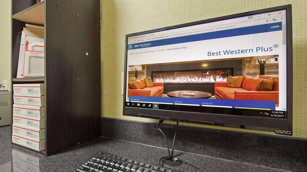 Best Western Plus Brunswick Inn & Suites - centre des affaires