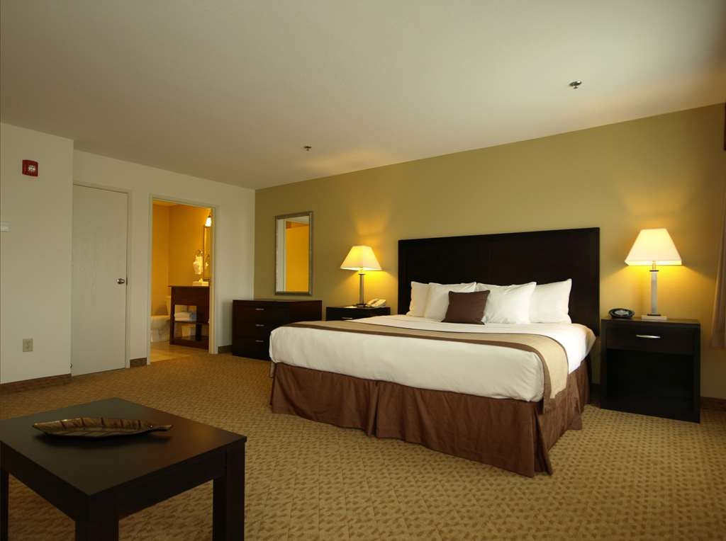 Best Western Plus Valdosta Hotel & Suites - King Guest Room