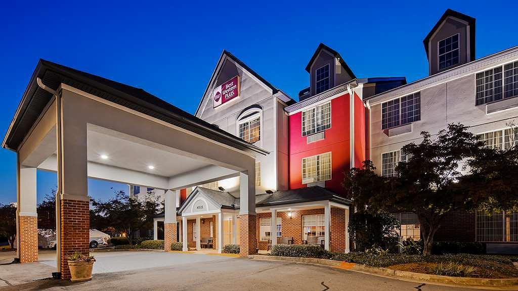 Best Western Plus Lake Lanier Gainesville Hotel & Suites - Aussenansicht