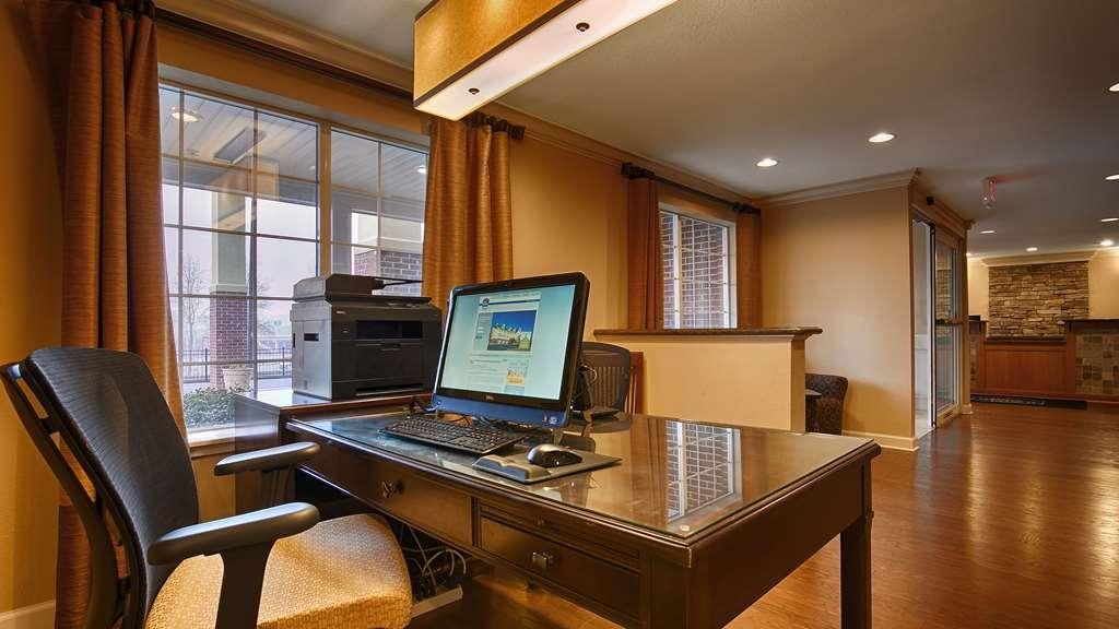 Best Western Plus Lake Lanier Gainesville Hotel & Suites - affari-centro