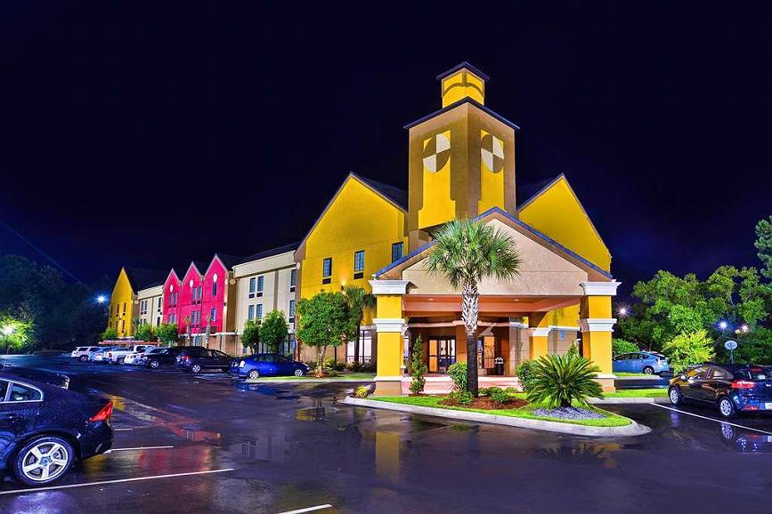 Best Western Plus Savannah Airport Inn & Suites - Vista exterior