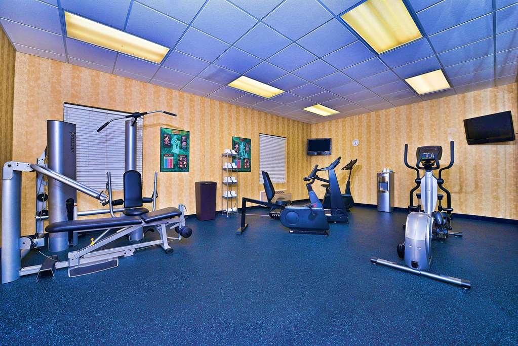 Best Western Plus Savannah Airport Inn & Suites - Club de salud