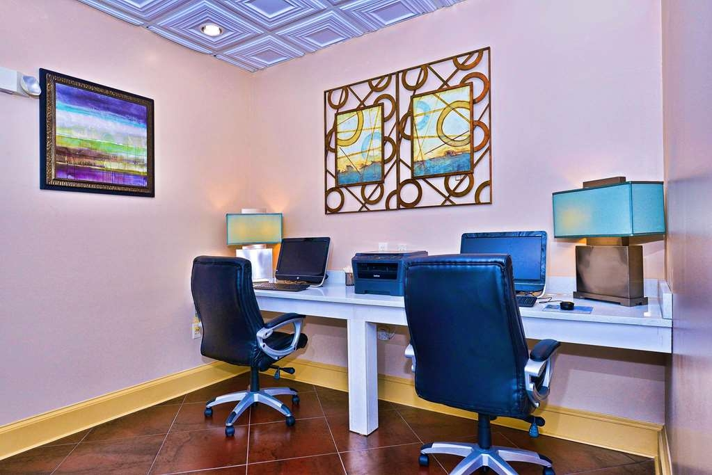 Best Western Plus Savannah Airport Inn & Suites - centro de negocios-característica
