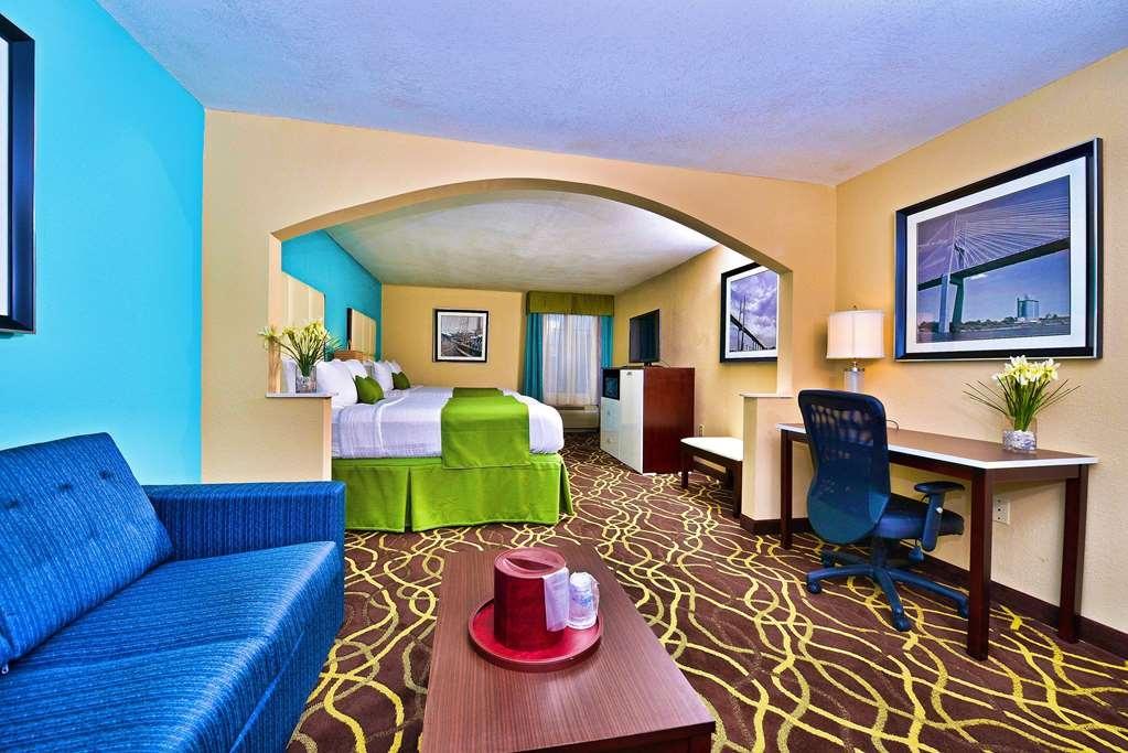 Best Western Plus Savannah Airport Inn & Suites - Habitaciones/Alojamientos