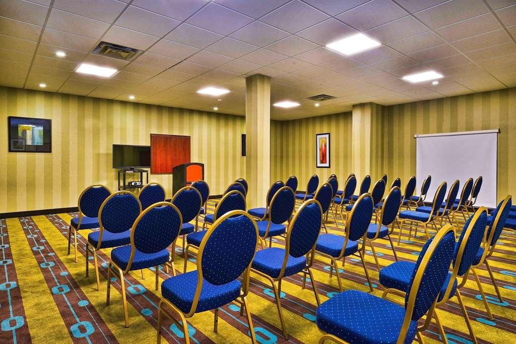 Best Western Plus Savannah Airport Inn & Suites - Sala de reuniones