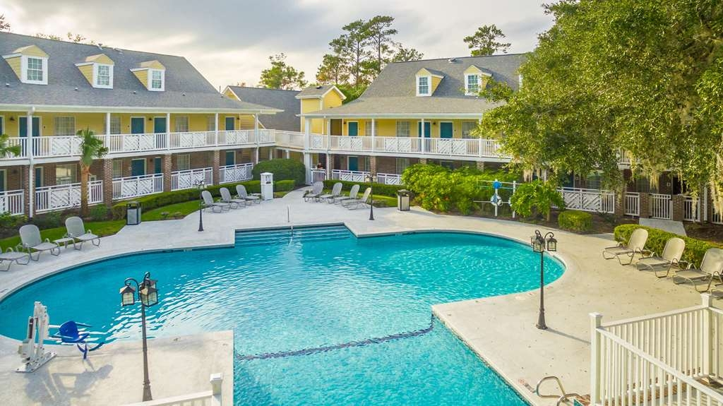 Best Western Plus St. Simons - Your comfort comes first at the Best Western Plus St. Simons.