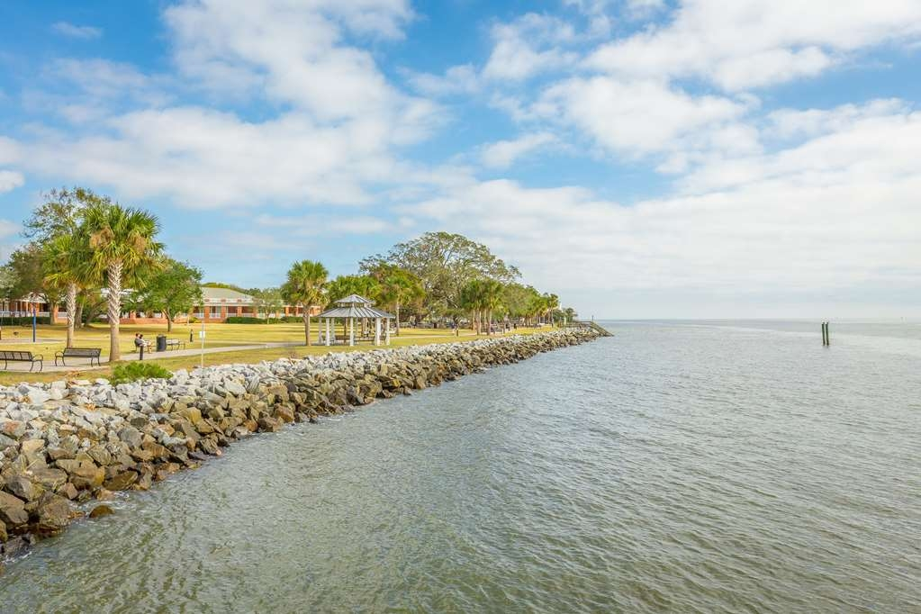 Best Western Plus St. Simons - East Beach is always a must see on St. Simons.