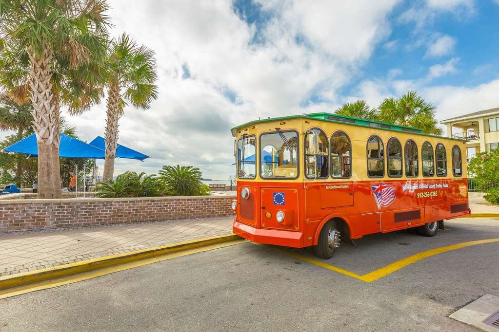Best Western Plus St. Simons - Take a trolley ride around the island to get the true history of St. Simons.
