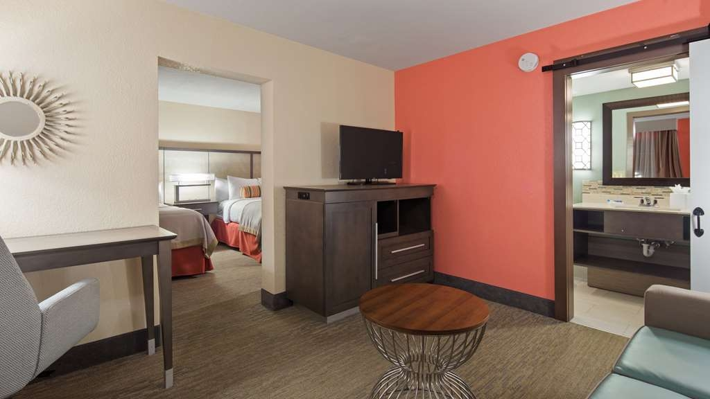 Best Western Plus St. Simons - Guest Room