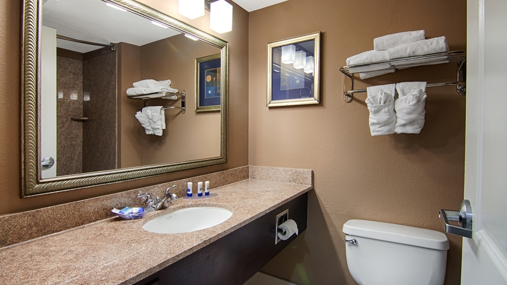 Best Western Plus North Savannah - Guest Bathroom