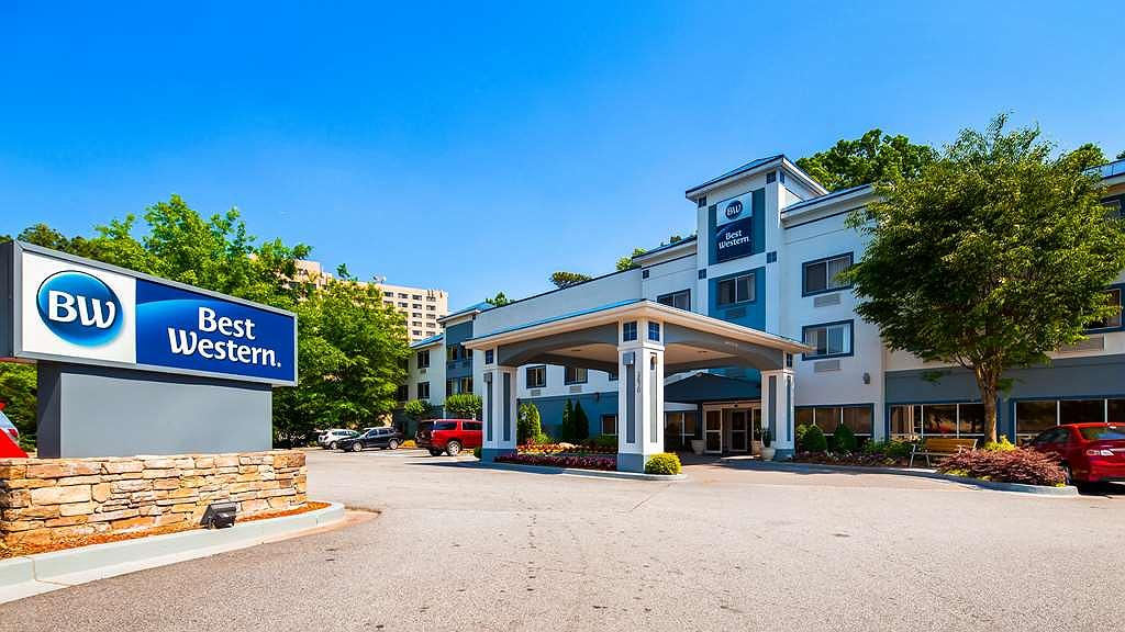 Best Western Gwinnett Center Hotel - Facciata dell'albergo