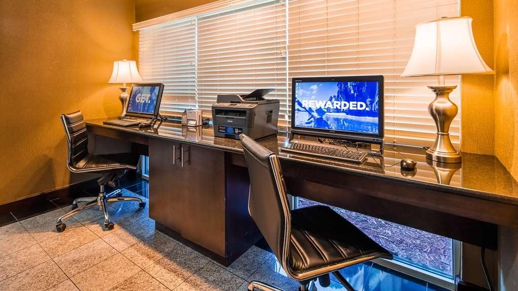 Best Western Gwinnett Center Hotel - centre des affaires