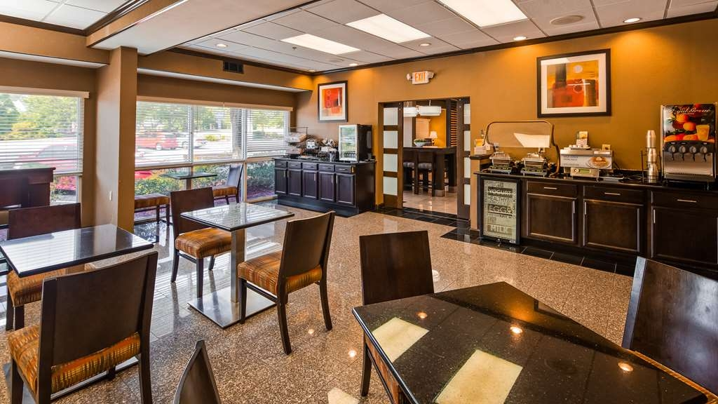 Best Western Gwinnett Center Hotel - Restaurante/Comedor